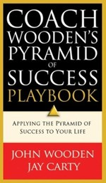 Coach Woodens Pyramid Of Success Playbook