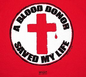 Blood Donor 2 T-Shirt