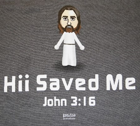 Hii Saved Me T-Shirt